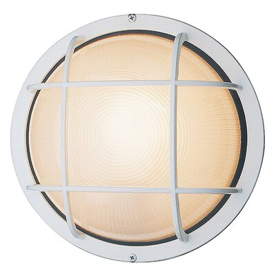 Access Lighting Nauticus  Bulkhead with Frosted Glass