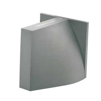 Access Lighting Caso  Outdoor Wall Fixture with Frosted Glass