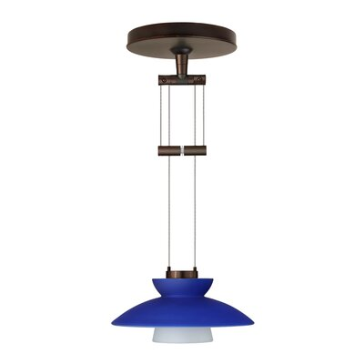 Besa Lighting Trilo 1 Light Mini Pendant