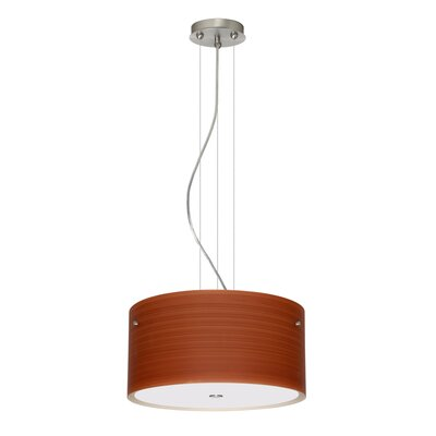Tamburo 3 Light Drum Pendant
