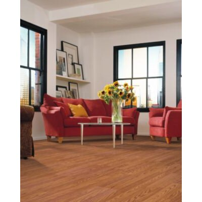 Mohawk Flooring Festivalle Plus 7mm Butterscotch Laminate with Attached Pad