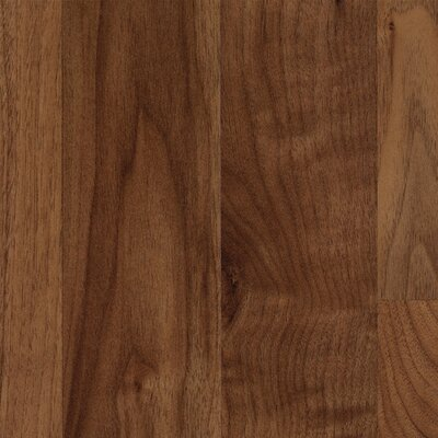 Mohawk Flooring Elements Bellingham 8mm Walnut Laminate in Umbrian Plank