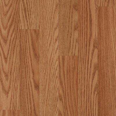 Mohawk Flooring Carrolton 8mm Laminate Natural Red Oak