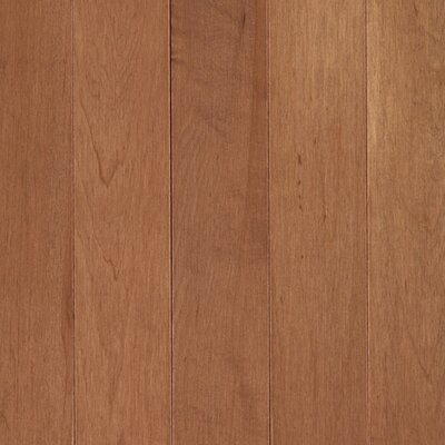 "Mohawk Flooring Revival Maple Ridge 2-1/4"" Solid Maple Flooring in Sienna"