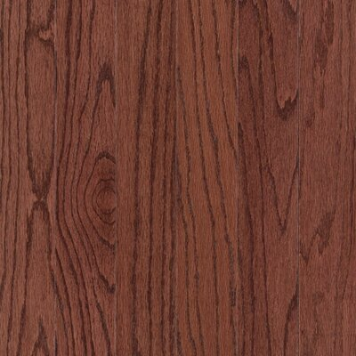 "Mohawk Flooring Lineage Oakland 5"" Engineered Oak Flooring in Cherry"