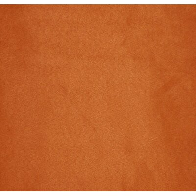 Prestige Furnishings Suede Rust Pillow Sham
