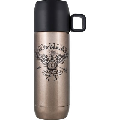 Aladdin 16 Oz Stainless Steel Stanley Bottle