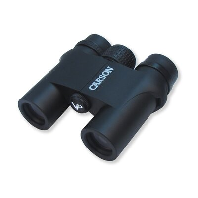 Carson VP Series 10x25mm Compact Binocular in Black