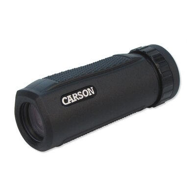 Carson BlackWave 10x25 Waterproof Monocular