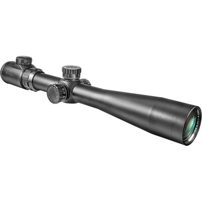 3.5-10x40 IR, Riflescope, Black Matte, 30mm, with 5