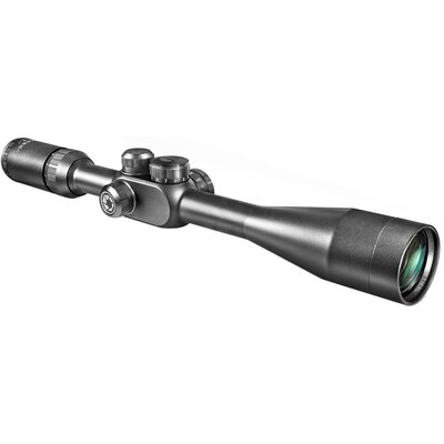 6.5-20x40 IR, Riflescope, Side Parallax, Black Matte, 1