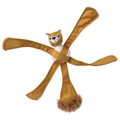 Doggles Pentapulls® Squirrel Dog Toy