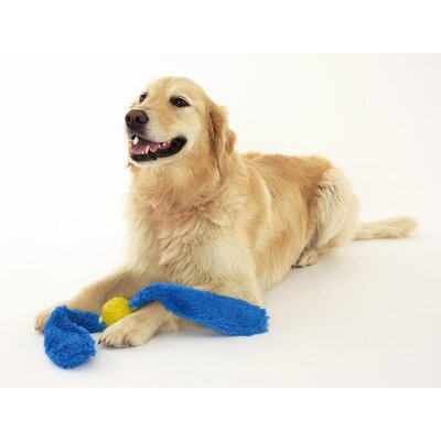 Doggles Tails Dog Toy in Blue