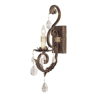 Savoy House Chastain 1 Light  Wall Sconce