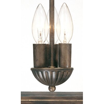 Savoy House Crabapple 3 Light Foyer Pendant