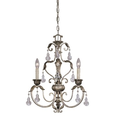 Savoy House Florita 3 Light Mini Chandelier
