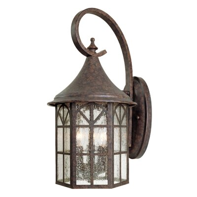 Savoy House Manchester 3 Light Outdoor Wall Lantern
