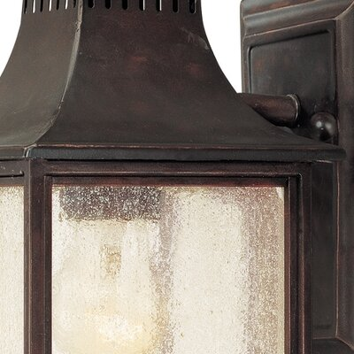 Savoy House Monte Grande 1 Light Outdoor Wall Lantern