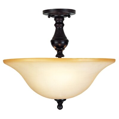 Savoy House Sutton Place Semi Flush Mount