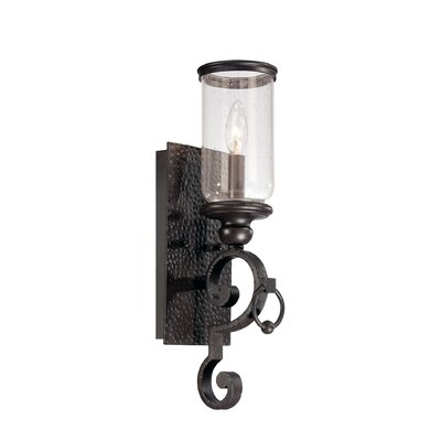 Savoy House Highlands 1 Light Wall Sconce