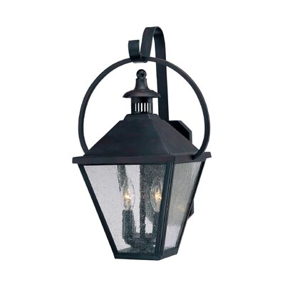 Savoy House Royal 2 Light Street Outdoor Wall Lantern