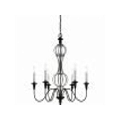 Abagail 6 Light Chandelier
