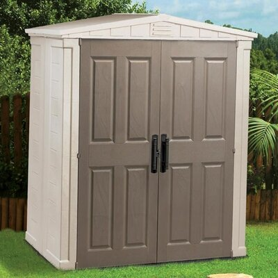 Keter Apex Resin Tool Shed