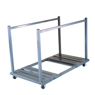 Lifetime Table Cart in Grey