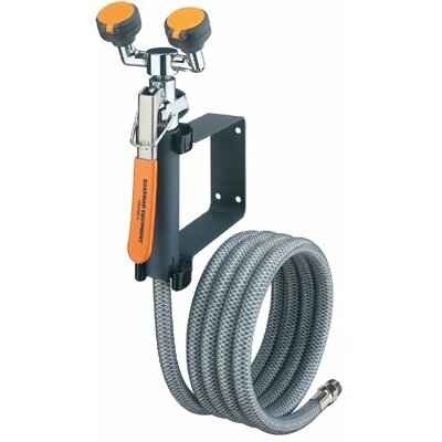 Guardian Equipment Wall Mounted Eye Wash/Drench Hose Units - emergency eye wash/drench hose unit wall mounte