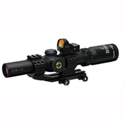 Burris Optics XTR 1-4X24 with Fastfire- Generation 2