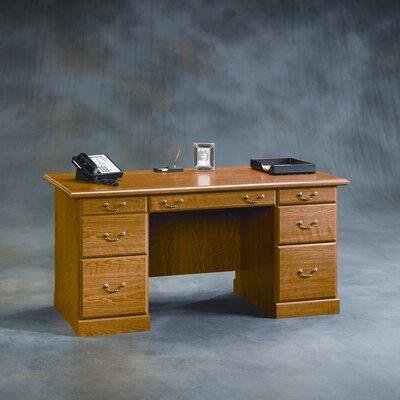 Sauder Orchard Hills Executive Desk