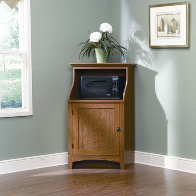 Sauder Summer Home Gourmet Stand in Carolina Oak