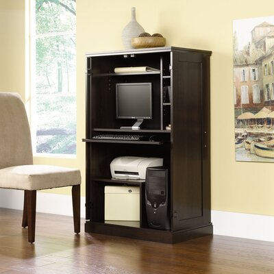 Sauder Desk Armoire