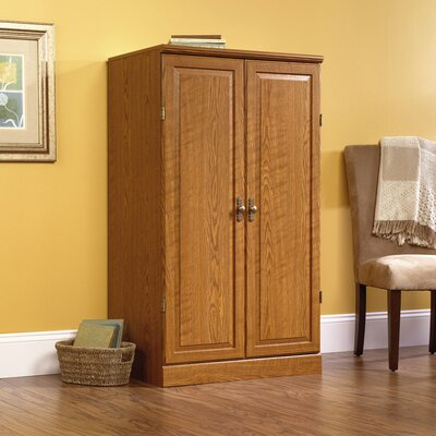 Sauder Orchard Hills Desk Armoire