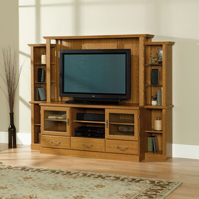 Sauder Orchard Hills Entertainment Center