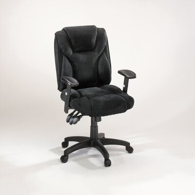 Sauder Ergonomic Manager's Chair with Fabic Back