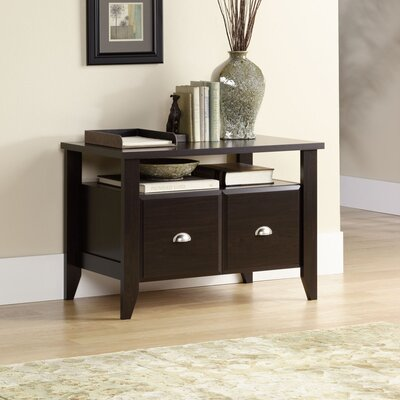 Sauder Shoal Creek Utility Stand in Jamocha Wood