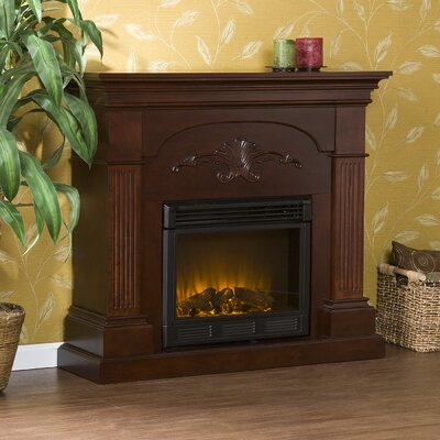 Wildon Home ® Lincoln Harvest Electric Fireplace