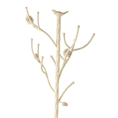 Wildon Home ® Bluewood Bird and Branch Coat Rack