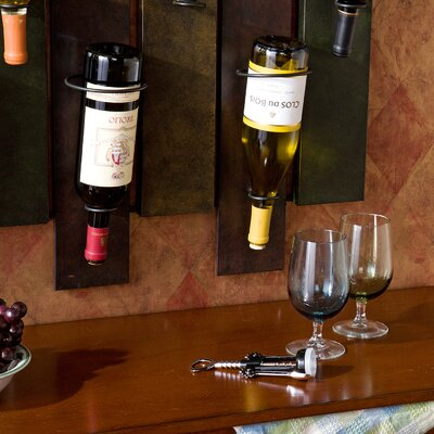 Wildon Home ® Sutton 7 Bottle Wall Mounted Wine Rack