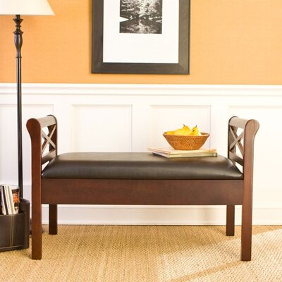 Wildon Home ® Warrenton Entryway Storage Bench | Wayfair