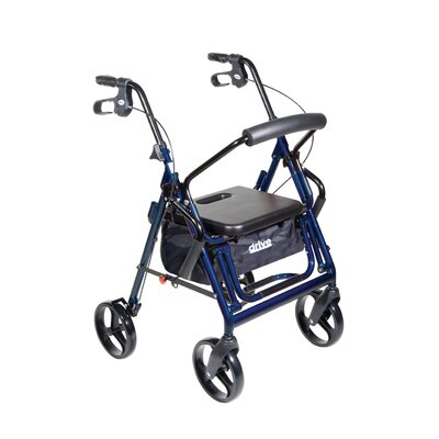 Drive Medical Duet Rollator/Transport Chair