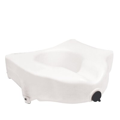 Elevated Toilet Seat without Arm