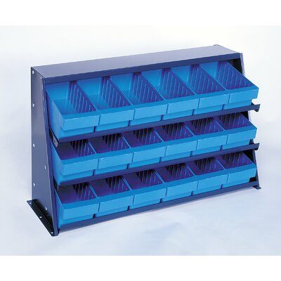 Quantum Storage Bench Pick Rack Storage Systems with Various Euro Bins