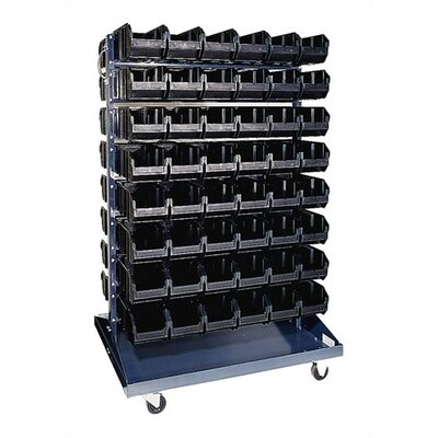 Quantum Storage Conductive Mobile Kit for Double Sided Steel Rail Rack