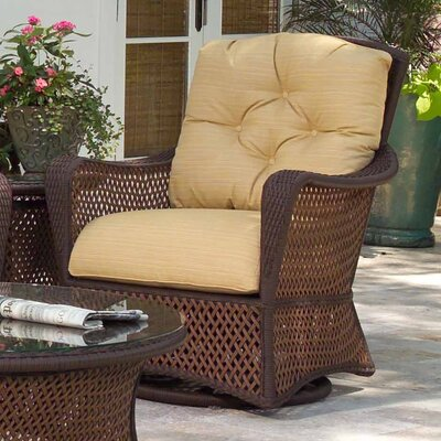 Lloyd Flanders Grand Traverse Swivel Glider Lounge Chair