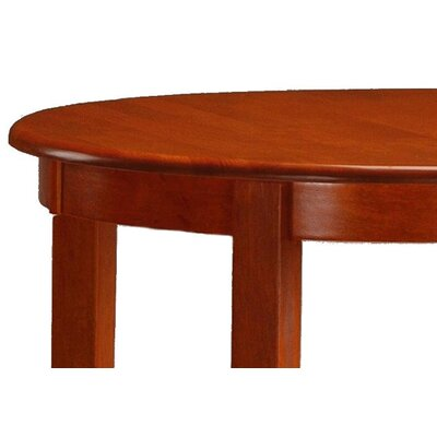 "Boraam Industries Inc 42"" High Pub Table with Round Solid Top in Espresso Cherry"