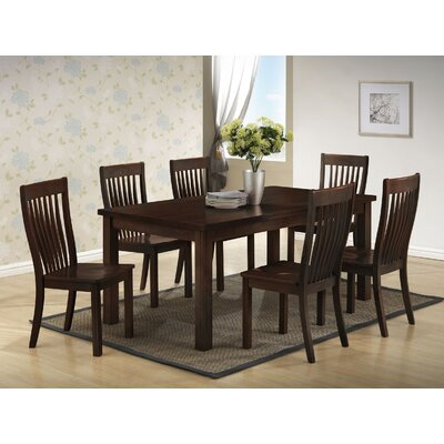 Boraam Industries Inc Grantsville 7 Piece Dining Set