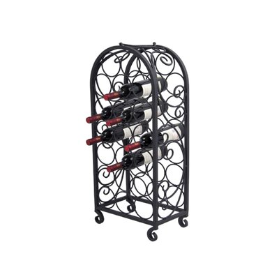 20 Bottle Wine Rack