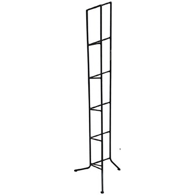 Single Large Column Multimedia Wire Rack